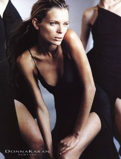 Esther Canadas by Peter Lindbergh