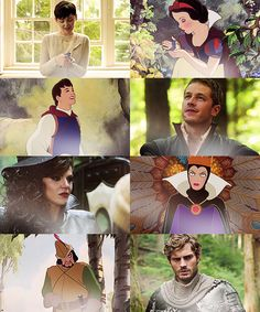 """"""" Once Upon A Time there was an enchanted forest filled with all the classic characters we know. Or think we know...."""""""