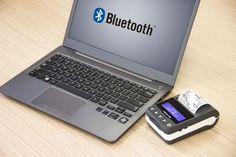 Marzy Ci się mała drukarka fiskalna z modułem Bluetooth? Temo HS EJ ma coś dla Ciebie. Bluetooth, Malaga, Laptop, Electronics, Laptops, Consumer Electronics