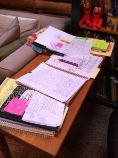 Today Bobbi Miller shares lots of inspiration for Revision.