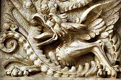 Featured Art - Dragon In City Hall  by Alice Gipson