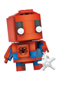 New 2016 LOZ Mini Blocks The Avengers Spider Man