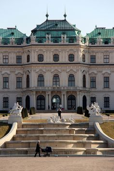 Schloss Belvedere. A historical building complex which includes The Schloss Hof Palace and The Belvedere Museum. The complex was built as a summer residence for Prince Eugene de Savoy, and after numerous years of work, construction was completed in 1723. Vienna