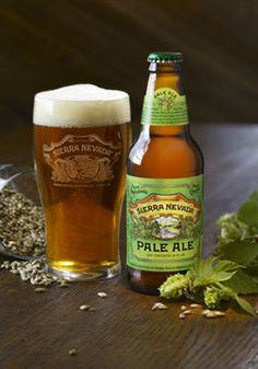 Sierra Nevada: Pale Ale (5.6% ABV) An eye opening pale ale that should be a staple in any self-respecting Californian's cooler...