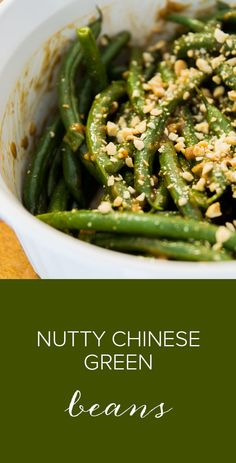 Green beans are a bit of a little power house as far as stringy little green veggies are concerned. They are low in fat, high in potassium, low net carbs and a decent amount of protein. There are 5.3g net carbs, 4.8g protein and 3 Weight Watchers points per serving.
