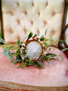 oh how we love a protea floral moment  Photography By / http://ozzygarciablog.com, Florals by http://inesnaftali.com/