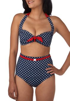Call me old fashioned but I'd love to have this swim suit!