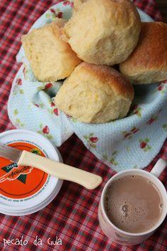PECADO DA GULA: Pão doce de milho