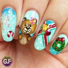 http://decoraciondeunas.com.mx/post/103201255702/so-cute-nails-by-gina-fang-moda-fashion | #moda, #fashion, #nails, #like, #uñas, #trend, #style, #nice, #chic, #girls, #nailart, #inspiration, #art, #pretty, #cute, uñas decoradas, estilos de uñas, uñas de gel, uñas postizas, #gelish, #barniz, esmalte para uñas, modelos de uñas, uñas decoradas, decoracion de uñas, uñas pintadas, barniz para uñas, manicure, #glitter, gel nails, fashion nails, beautiful nails, #stylish, nail styles