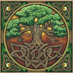 Nintendocupcake Celtic Tree Of Life