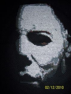 horror cross stitch | Welcome Guests!