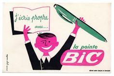 Bic, 1960s