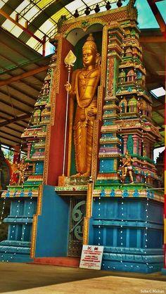 Chilaw Murugan Temple, Sri Lanka
