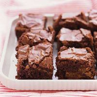 Peanut Butter Cup Brownies by By Sara Quessenberry