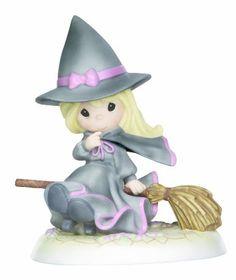 The Wonderful Wizard of Oz Witch Figurine