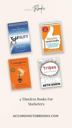 4 Timeless Books for
