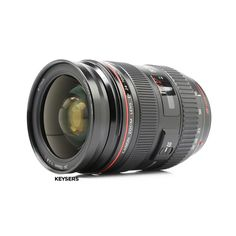 The #Canon EF 24-70mm f2.8 L USM #Lens is useful for #LandscapePhotography, #InteriorPhotpgraphy, #PortraitPhotography, #StreetPhotography and much more. Street Photography, Portrait Photography, Used Cameras, Camera Equipment, Canon Ef, Barrel, Lens, Barrel Roll, Barrels