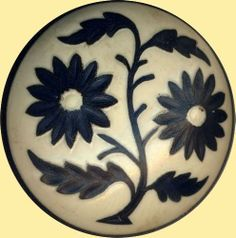 Celluloid Flower 1930