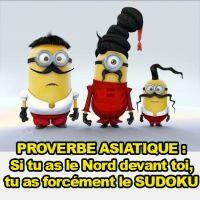 SUDOKU… : CUTE, LOL, Photos publié le 15 avril 2016 par LeSyndicat sur 15Heures.com
