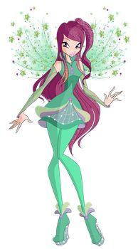 Roxy 8 Season Transformation by Winx-Rainbow-Love on DeviantArt Winx Club, Arte Disney, Disney Art, Roxy, Twilight Equestria Girl, Les Winx, The Last Unicorn, Sketch Inspiration, Anime Angel