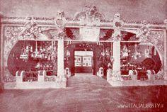 Padiglione all'Esposizione Internazionale, Milano 1906 | www.italialiberty.it