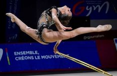Dina AVERINA (Russia)🇷🇺 ~ Hoop @ Grand Prix Thiais-France🇫🇷 2018/03/25-24 🍀 Photo by RGjournalism.