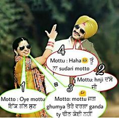 Qoutes, Me Quotes, Punjabi Love Quotes, Love Shayri, Punjabi Status, Cousins, Motto, Relationship Goals, Laughter