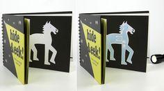 A Flashlight Reveals This Picture Book's Adorable Secrets