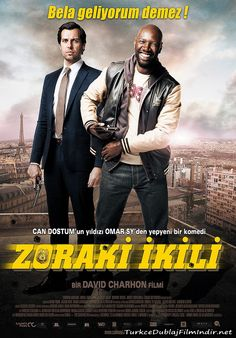 Zoraki Ikili - On the Other Side of the Tracks - 2012 - BRRip Film Afis Movie Poster