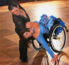 #BatecLifestyle Wheelchair dancing / Bailar en silla de ruedas