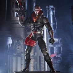 Hasbro released solicitations and pre-orders of their upcoming G. Joe Classified Destro Figure are available now. Unlike the rest of the assortment, Destro keeps his classic look as seen in the comics and classic cartoon Gi Joe, Gender Swap, Cool Costumes, Costume Ideas, Classic Cartoons, Classic Looks, Deadpool, Action Figures, Shop Now