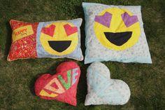 LÖwin.g...: Probenähen FPP Emoji Pattern von MalalaKreatives für Kreative