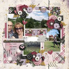 My Story by River Rose Designs http://www.sweetshoppedesigns.com//sweetshoppe/product.php?productid=38233&cat=961&page=2 Amazing year - December 1. by Tinci Designs  http://store.gingerscraps.net/Amazing-year-December-1..html