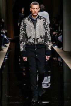 Balmain Autumn/Winter 2016-17 Menswear