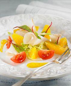 Bacalao ahumado con naranja – Delicooks | Good Food Good Life