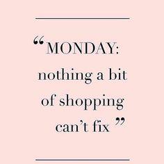"""Dica do dia: comprinhas para curar a """"segunda-feira"""" 😜🤗 #semprecoleteria…"""