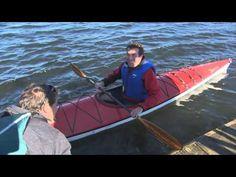 Rick visits Algonquin Park where Olympian Adam van Koeverden teaches him how to kayak. Algonquin Park, Olympians, Kayaking, Fair Grounds, Canada, Van, Travel, Youtube, Viajes