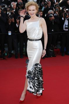 Nicole Kidman in Chanel At Cannes 2013