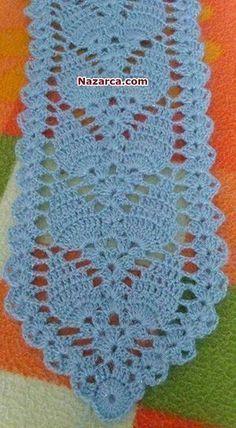 Discover thousands of images about crochet bolero ,pineapple stitch, free pattern , Crochet Leaf Patterns, Crochet Table Runner Pattern, Crochet Leaves, Crochet Tablecloth, Crochet Squares, Crochet Motif, Crochet Designs, Crochet Doilies, Diy Crafts Crochet