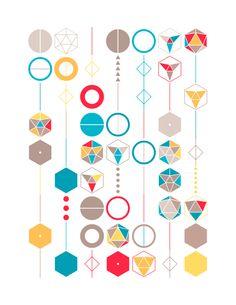 Mobile Hexagons on Behance