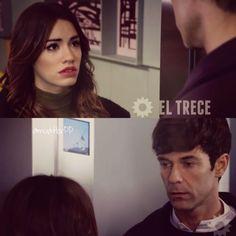Tomas le dice a Julia que tienen que hablar pues el ya tomo una decision