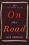 On the Road is an autobiographical novel by Jack Kerouac, with a stream of consciousness style. The work is associated with the Beat Generation. Jack Kerouac, Books To Read, My Books, Stream Of Consciousness, American Literature, 50th Anniversary, Great Books, So Little Time, Book Review