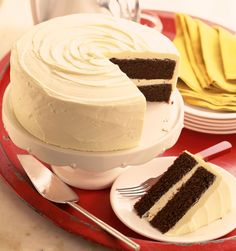 Decadent and delicious cakes Yummy Cakes, Cheesecake, Sweets, Desserts, Recipes, Food, Tailgate Desserts, Deserts, Gummi Candy
