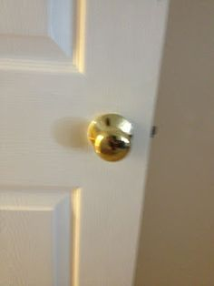 Landover Home: DIY Door Knob Refresh
