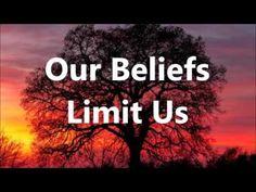 Abraham Hicks ~z~ Our beliefs limit us - YouTube