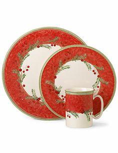 sc 1 st  Pinterest & Update Your Christmas China | Christmas china China and Holidays
