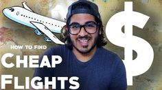 Good guide to getting cheap flights. #budgettravel #travel #ttot #traveltips #backpacking #budget #destination https://www.youtube.com/watch?v=YCOORFpjlx4