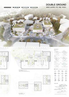 설계도판2 ©(주)공간종합건축사사무소