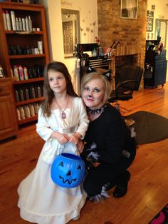 #trickortreatmainstreetevent #shearsucess #cuteness #lovehalloween