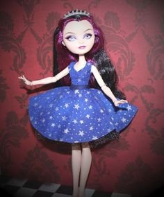 """""""Twinkling Star"""" Outfit. Made to fit Ever After High Dolls and Monster High Dolls. Now on eBay :)"""